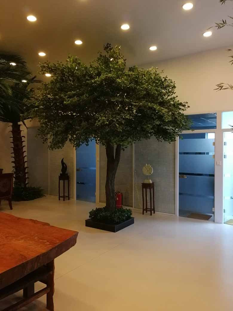 Artificial Ficus Tree for Office